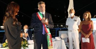 """L'associazione """"Mare Pulito Bruno Giordano"""" premia il comune di Sellia Marina"""