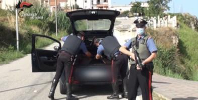 Briatico, anziana rapinata e presa a calci: arrestato 22enne del posto