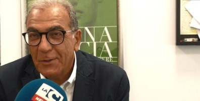Il deputato Pd, Antonio Viscomi