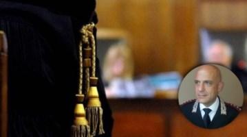 Falsa testimonianza, assolto l'ex comandante del Ros di Reggio Calabria