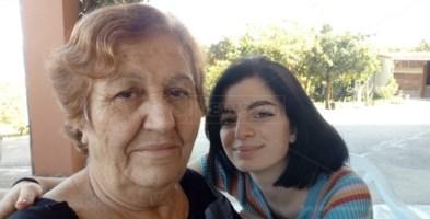 Maria Saveria Ottavio e la nipote Giulia