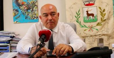 Il sindaco di Civita, Alessandro Tocci