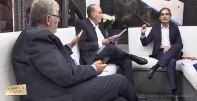 Elezioni Reggio Calabria, tensione alle stelle tra Falcomatà-Minicuci a Pubblica Piazza