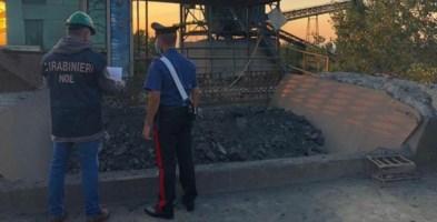 Inquinamento, sequestrato impianto industriale nel Catanzarese