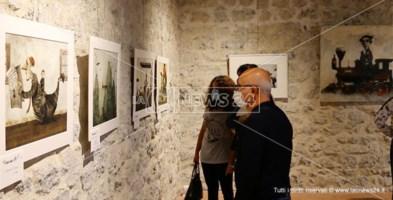 Morano Calabro, inaugurata la mostra che omaggia Gianni Rodari