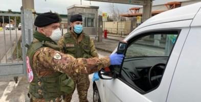 I controlli anti-Covid alla Comalca. (Foto del sito del Consorzio)