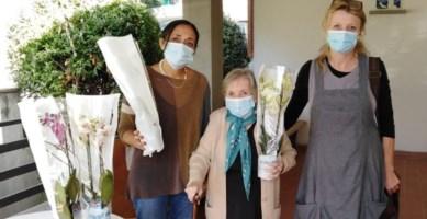 L'Orchidea sospesa, l'iniziativa dell'Unicef per la festa dei nonni