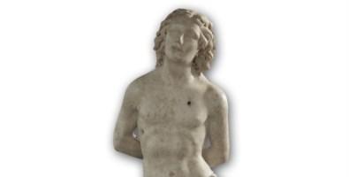 Il San Sebastiano di Oppido Mamertina vola al Louvre di Parigi e a Milano