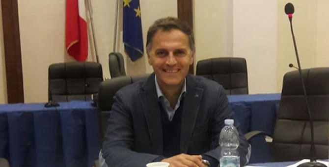 Giovanni Fazio, segretario del partito democratico di Castrovillari
