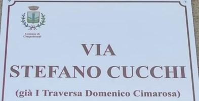 Cinquefrondi, il Comune dedica una strada a Stefano Cucchi