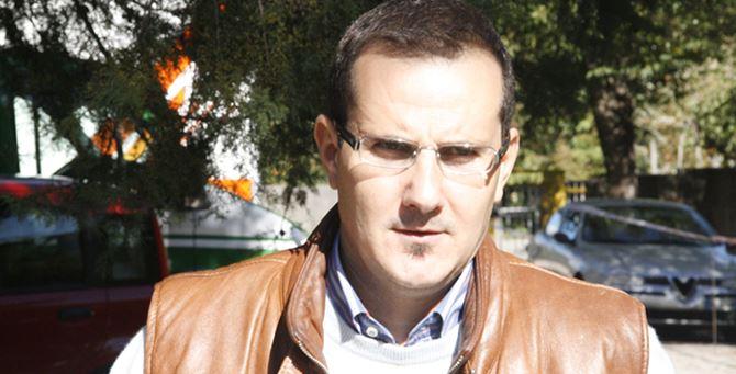 Gianluca Grisolia, consigliere comunale di Mormanno