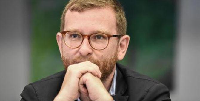 Il ministro per il Sud e la Coesione Territoriale Giuseppe Provenzano.