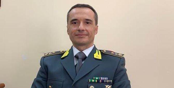 Guardia di Finanza. Il nuovo comandante del gruppo di Lamezia Terme Luca Pirrera