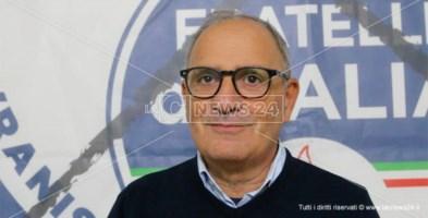 Giuseppe Abbenante, commissario cittadino Fratelli d'Italia