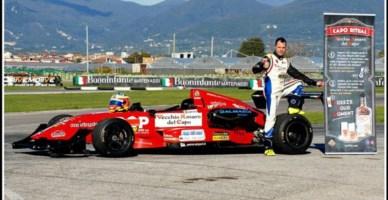 Claudio Gullo guarda al futuro dopo l'exploit nella gara prototipi