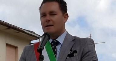 Luca Marrelli, sindaco di San Mango D'Aquino