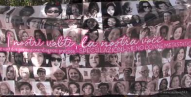 Giornata tumore al seno, donne in Cittadella per chiedere più impegno alle istituzioni
