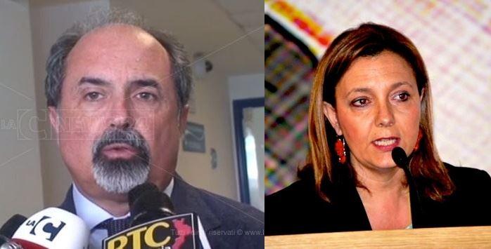 Antonio Belcastro e Elisabetta Tripodi