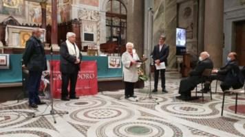 La cerimonia di consegna del Premio Cassiodoro