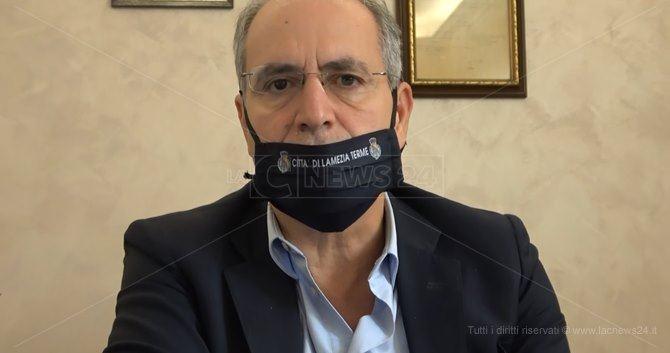 Il sindaco di Lamezia Paolo Mascaro
