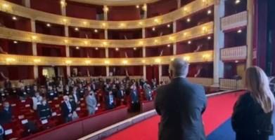 Pol 2020, al via il settimo meeting della Polizia locale: minuto di silenzio per la presidente Santelli