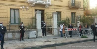 Jole Santelli, alle 10.30 trasferimento del feretro da casa alla chiesa di San Nicola