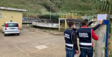Vibo Valentia, sequestrato il depuratore di Pizzo: «Gravi illeciti ambientali»