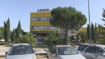 La sede Amaco di Cosenza