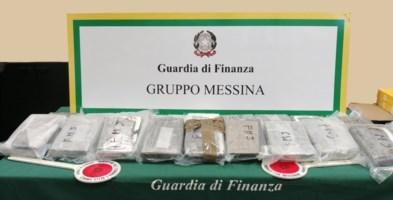 Messina, maxi sequestro di cocaina agli sbarchi dalla Calabria