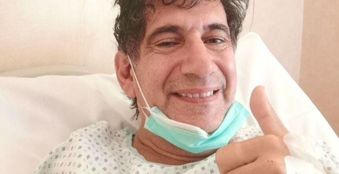 Tansi dopo l'intervento al Gemelli di Roma