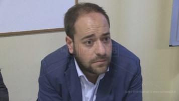 Il sindaco di Spezzano Sila, Salvatore Monaco