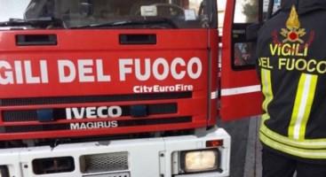Incendio in una discarica del Vibonese, in fiamme rifiuti nel sito di San Nicola da Crissa
