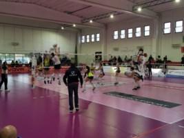 Pallavolo, terza vittoria consecutiva per le ragazze del Volley Soverato nel campionato di A2