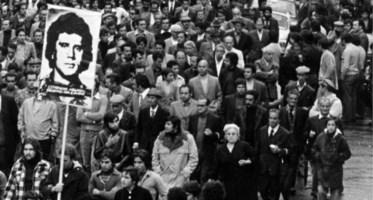 Lamezia, 46 anni fa l'omicidio di Adelchi Argada in uno scontro con i fascisti