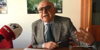 Il commissario di Calabria Verde, Aloisio Mariggiò