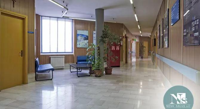 La clinica Nova salus di Villa San Giovanni