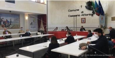 I sindaci dell'Alto Jonio riuniti a Cassano