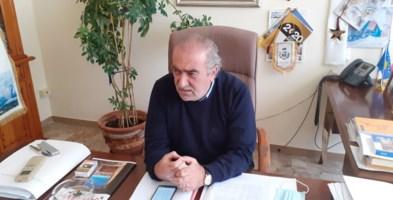Il sindaco di Frascineto, Angelo Catapano