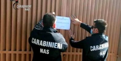 Coronavirus, a Reggio Calabria i Nas chiudono quattro comunità per anziani