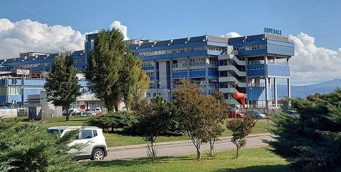 L'ospedale di Lamezia