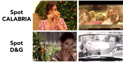 Il corto di Muccino non è solo brutto, è pure copiato dagli spot di Dolce e Gabbana