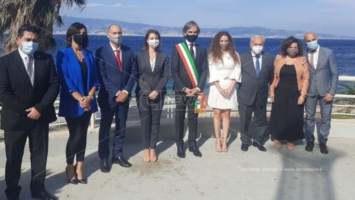 Reggio Calabria, Falcomatà presenta la giunta