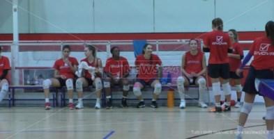 Pallavolo femminile, il Volley Soverato parte con il girone di ritorno