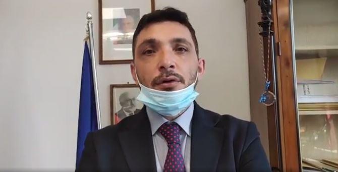 Michele Conia, responsabile movimento demA Calabria
