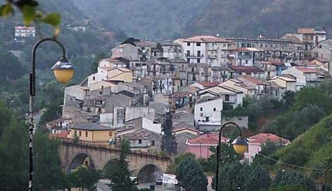 Mammola, foto dal sito del Comune