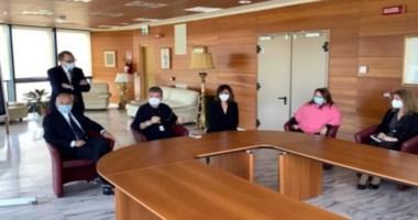 Emergenza Covid, Spirlì convoca i direttori generali della Regione
