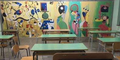 Covid, l'amarezza del dirigente scolastico: «Silenzio aule vuote insopportabile»