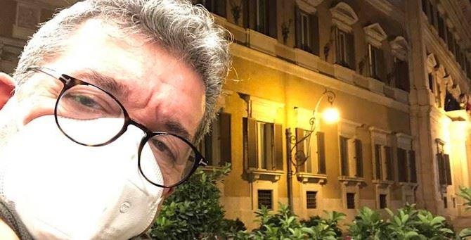 Il presidente facente funzioni della Calabria nino Spirlì
