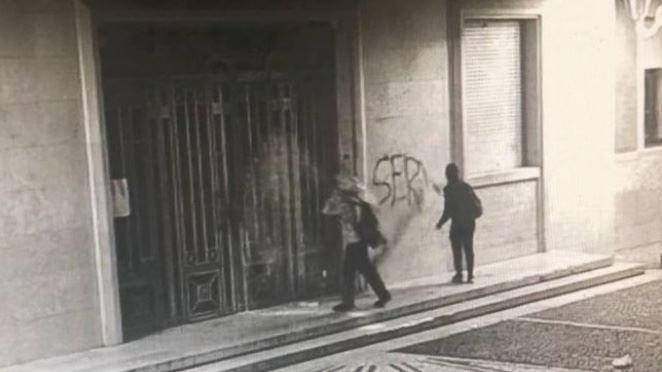 Atto vandalico a Crotone
