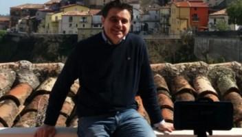 Davide Zicchinella, sindaco di Sellia